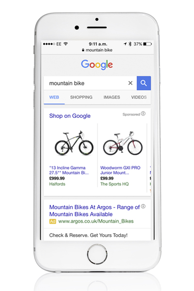 Mobile PPC Campaign Management