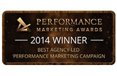 performance-marketing-awards-best-agency-led-performance-marketing-campaign-2014