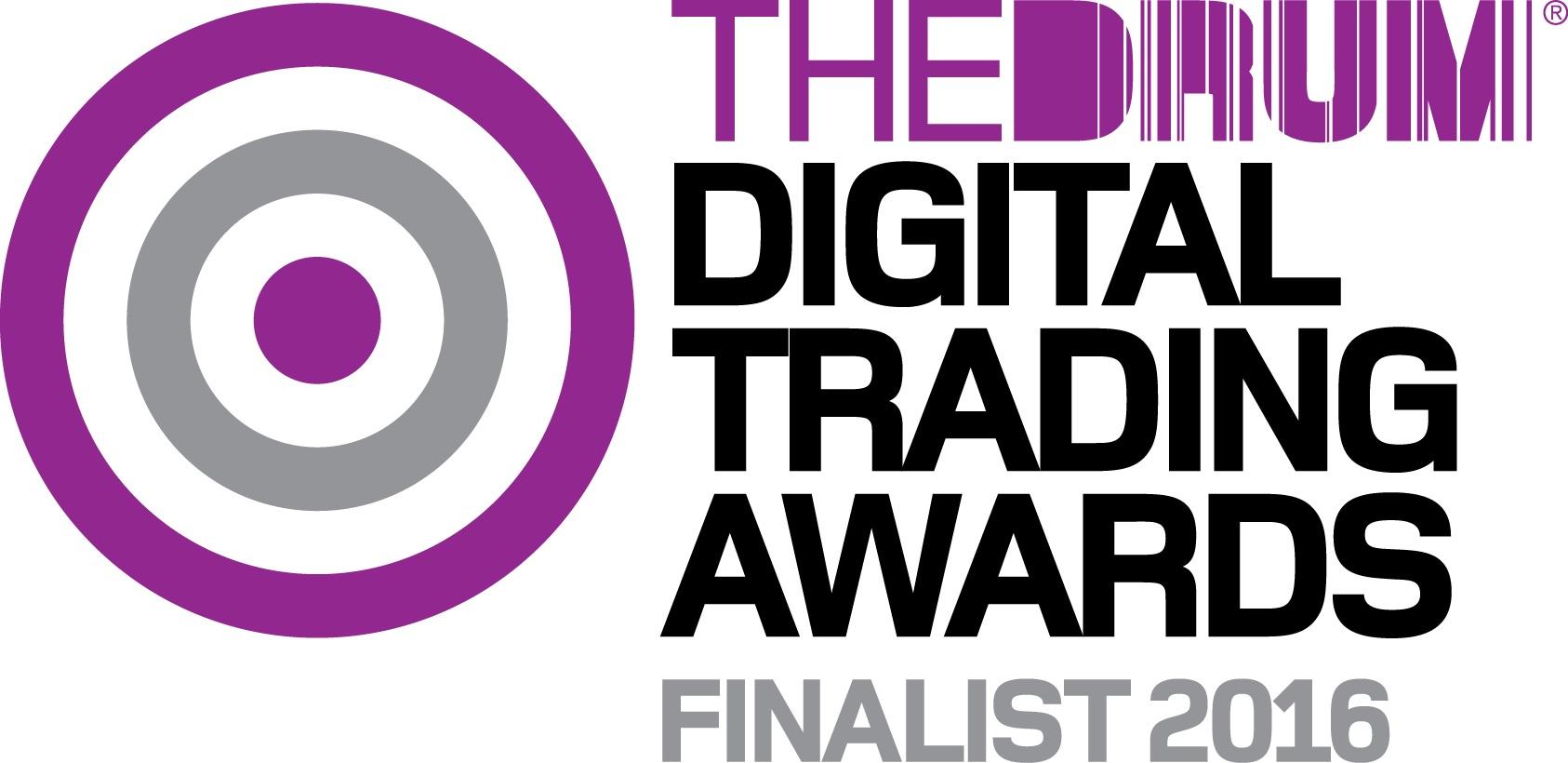Drum Digital Trading Awards - Finalist