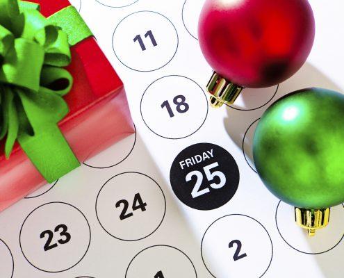 Black Friday Sale Calendar Date, November 25, 2016