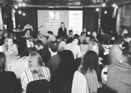 Digital Marketing Masterclass event