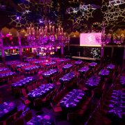 La salle Wagram prête pour les European Search Awards 2016